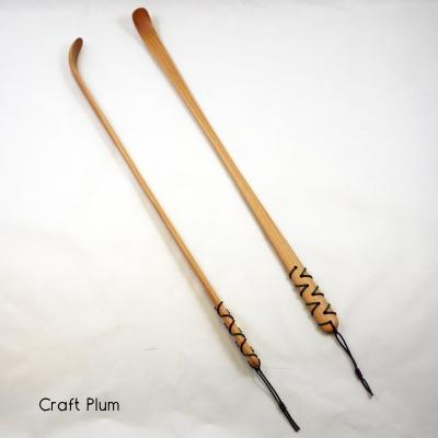 画像1: まごの手 30cm〜50cm 斧折樺 (1)