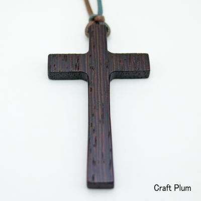 画像1: タガヤサンの十字架ペンダント 【一点物】 (1)